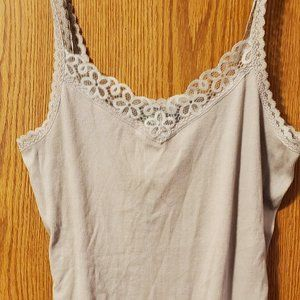 NWT Maurices Tank Top  Light Gray